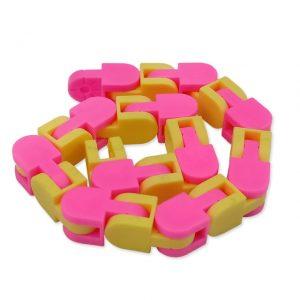 New 48 Knots Wacky Tracks Fidget Antistress Chain Toy For Children Bike Chain Stress Relief Bracelet 1.jpg 640x640 1 - Wacky Track