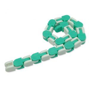 New 48 Knots Wacky Tracks Fidget Antistress Chain Toy For Children Bike Chain Stress Relief Bracelet 12.jpg 640x640 12 - Wacky Track