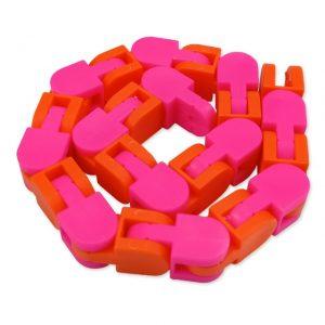 New 48 Knots Wacky Tracks Fidget Antistress Chain Toy For Children Bike Chain Stress Relief Bracelet 5.jpg 640x640 5 - Wacky Track