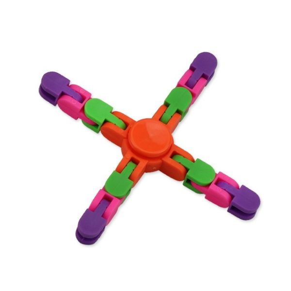 New Multicolor Wacky Tracks Snap And Click Fidget Toys Children Adults Stress Relief Spinner Toys Kids 2.jpg 640x640 2 - Wacky Track