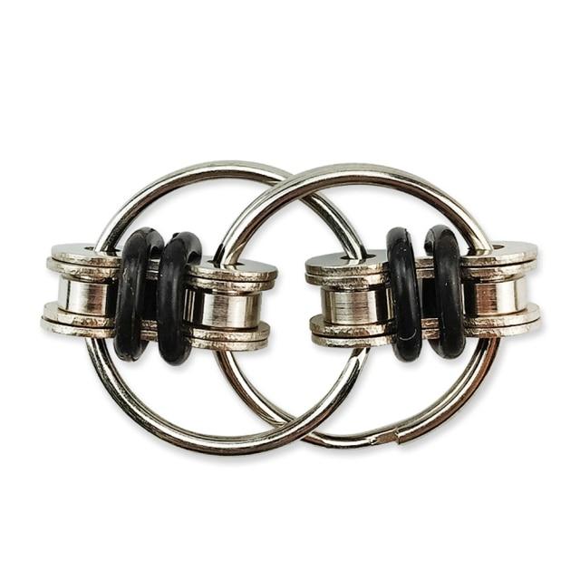 bike chain fidget flippy fidget toy 1700 - Wacky Track