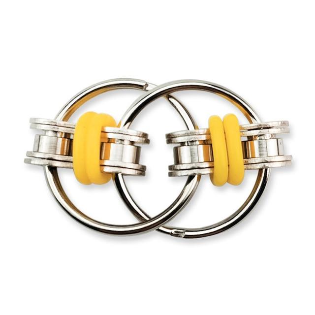 bike chain fidget flippy fidget toy 1941 - Wacky Track