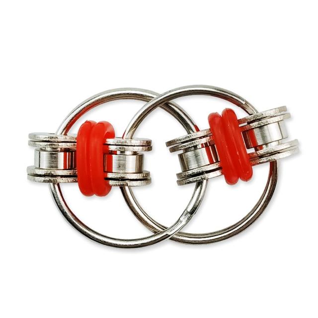 bike chain fidget flippy fidget toy 2002 - Wacky Track