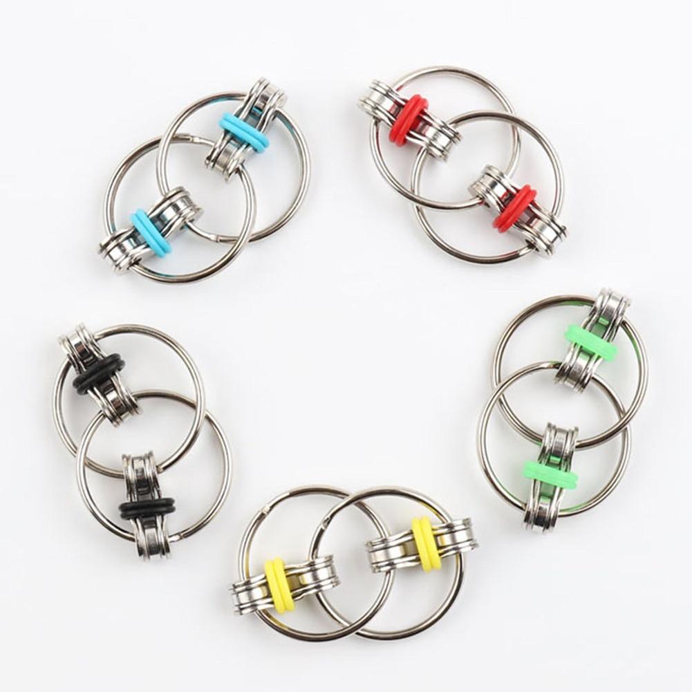 bike chain fidget flippy fidget toy 6479 - Wacky Track