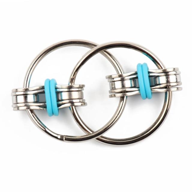 bike chain fidget flippy fidget toy 8274 - Wacky Track