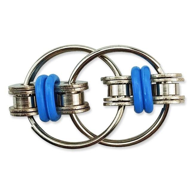 bike chain fidget flippy fidget toy 8609 - Wacky Track