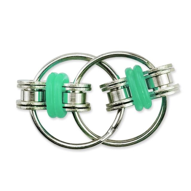 bike chain fidget flippy fidget toy 8747 - Wacky Track