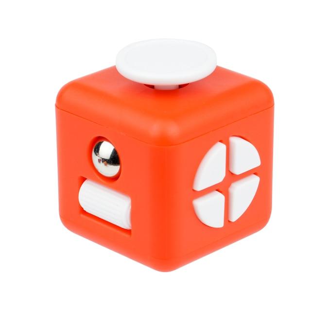 fidget cube colourful cube fidget toy 1289 - Wacky Track