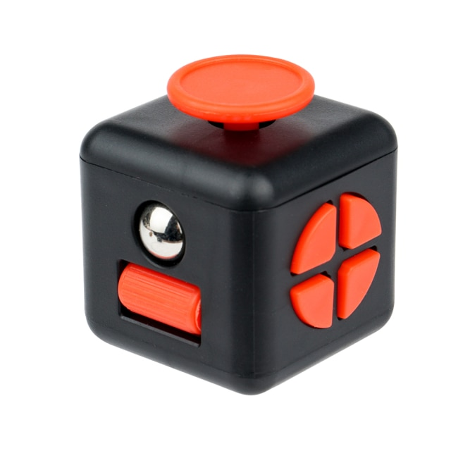 fidget cube colourful cube fidget toy 5366 - Wacky Track