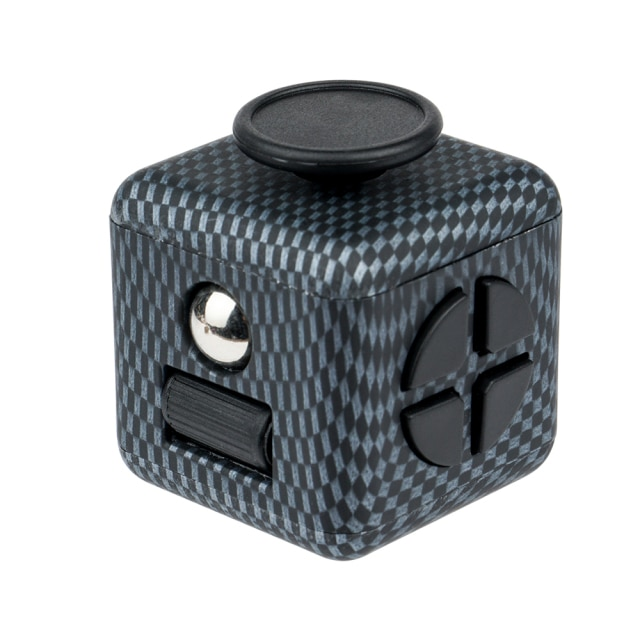 fidget cube colourful cube fidget toy 5823 - Wacky Track