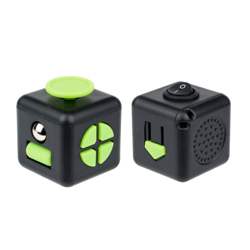 fidget cube colourful cube fidget toy 6503 - Wacky Track
