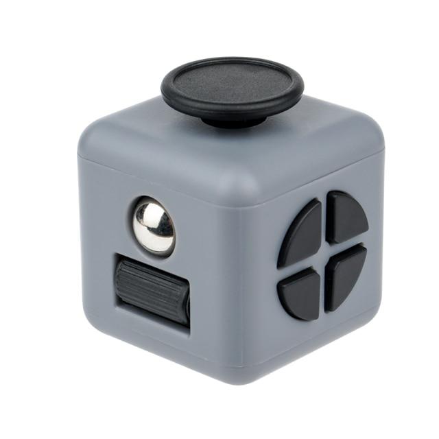 fidget cube colourful cube fidget toy 8078 - Wacky Track