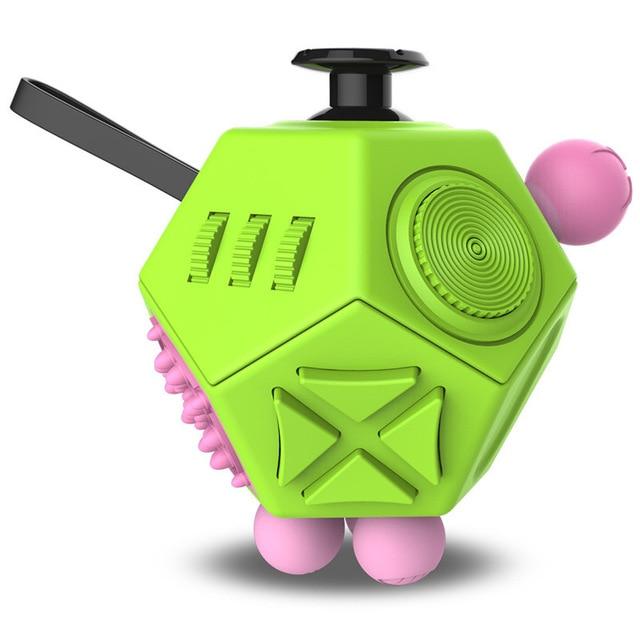 fidget cube magic polygons fidget toy 3610 - Wacky Track