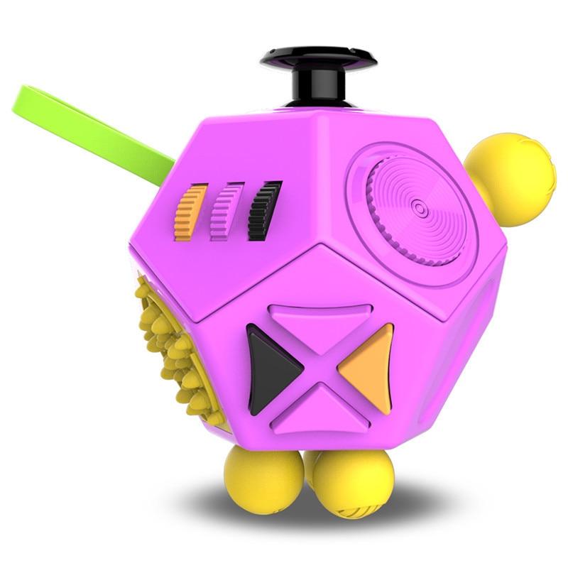 fidget cube magic polygons fidget toy 4941 - Wacky Track