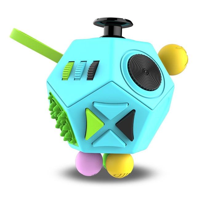 fidget cube magic polygons fidget toy 8854 - Wacky Track
