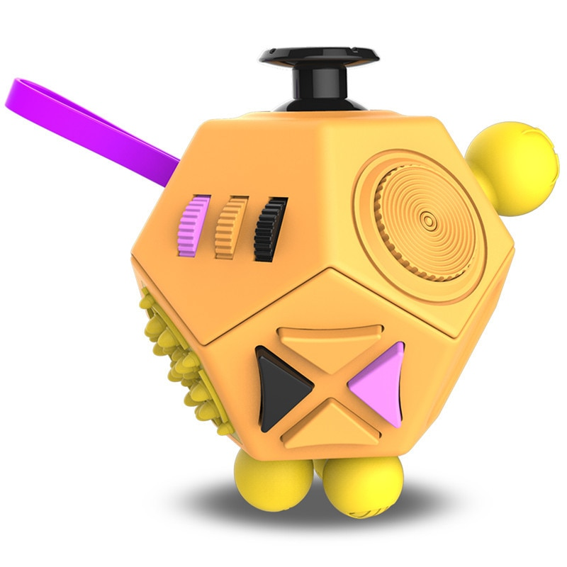 fidget cube magic polygons fidget toy 8965 - Wacky Track