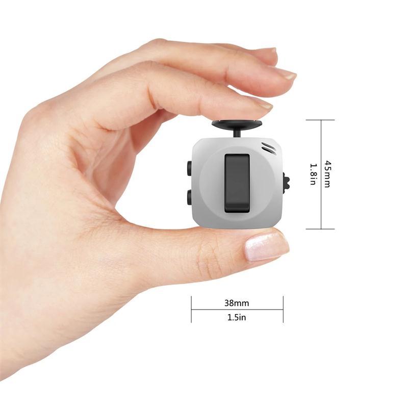 fidget cube magic spherical fidget toy 6160 - Wacky Track