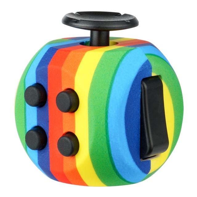 fidget cube magic spherical fidget toy 7558 - Wacky Track