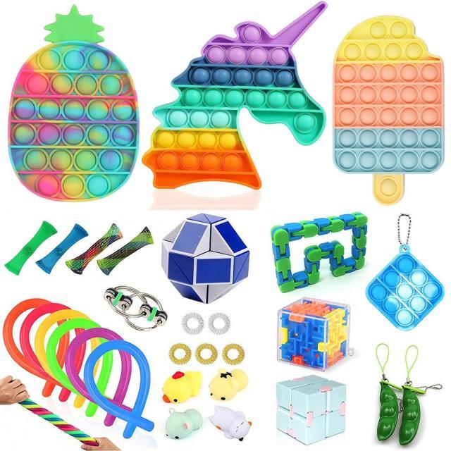 fidget pack beta pop it toy 2849 - Wacky Track