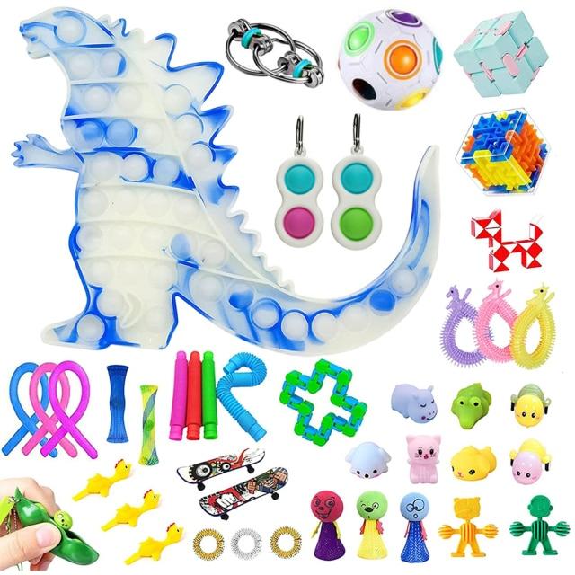 fidget pack beta pop it toy 5961 - Wacky Track