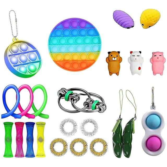 fidget pack sigma pop it fidget toy 5063 - Wacky Track