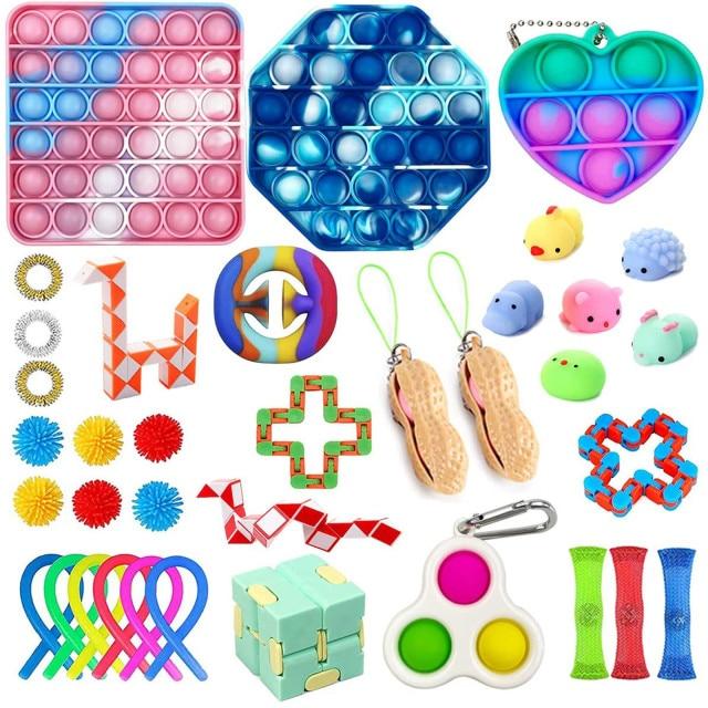 fidget pack sigma pop it fidget toy 6573 - Wacky Track