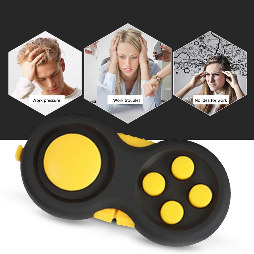 fidget pad decompression handle wireless fidget toy 2989 - Wacky Track