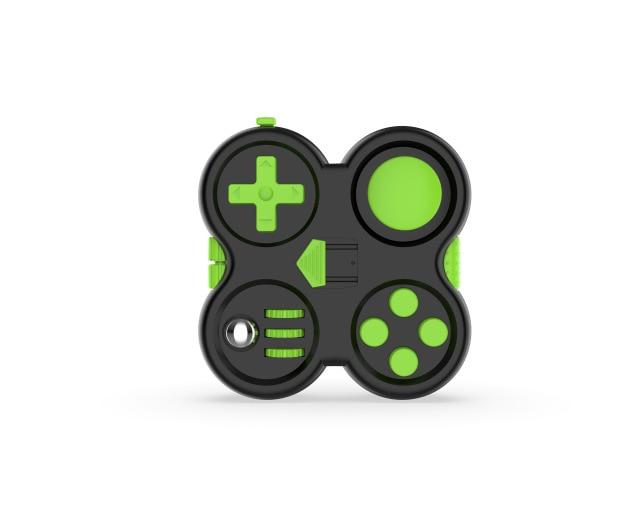 fidget pad handle controller type 1 fidget toy 2109 - Wacky Track
