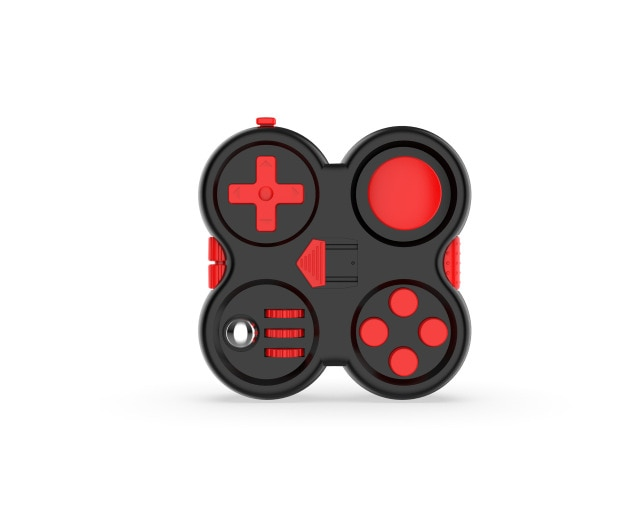 fidget pad handle controller type 1 fidget toy 6082 - Wacky Track