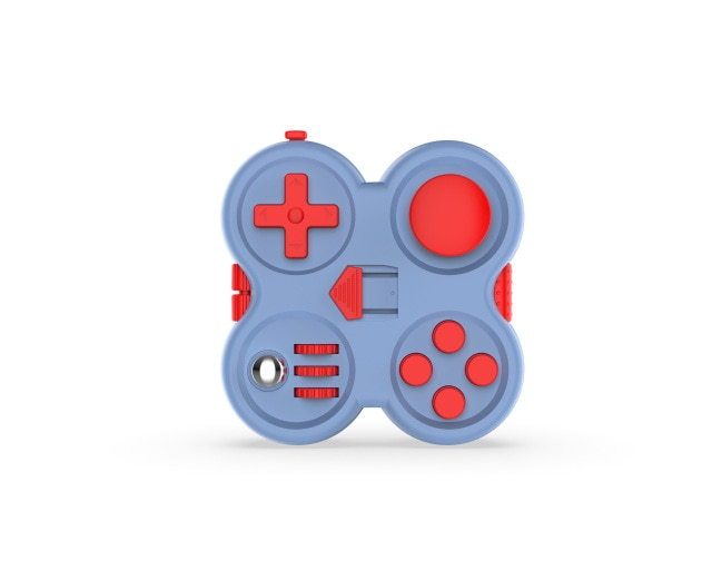 fidget pad handle controller type 1 fidget toy 8714 - Wacky Track