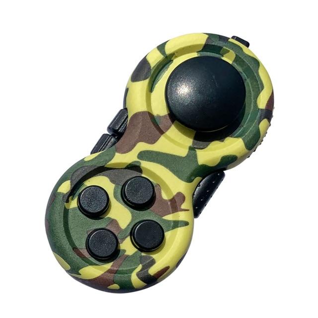 fidget pad handle controller type 2 fidget toy 1592 - Wacky Track