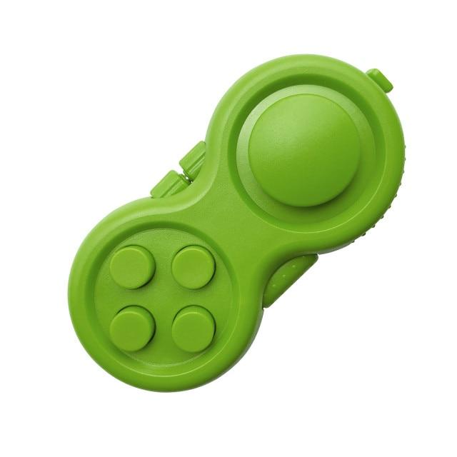 fidget pad handle controller type 2 fidget toy 2176 - Wacky Track