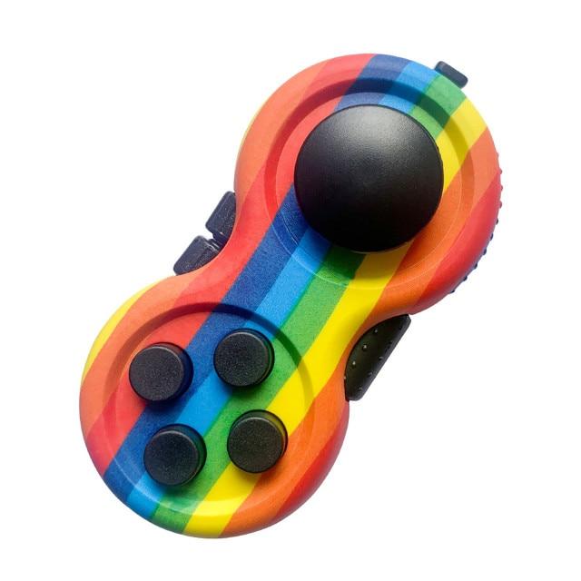 fidget pad handle controller type 2 fidget toy 4218 - Wacky Track