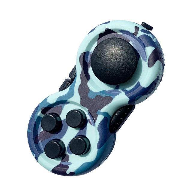 fidget pad handle controller type 2 fidget toy 4374 - Wacky Track