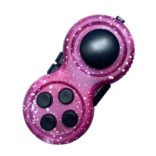 fidget pad handle controller type 2 fidget toy 5641 - Wacky Track