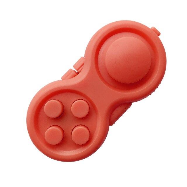 fidget pad handle controller type 2 fidget toy 6521 - Wacky Track