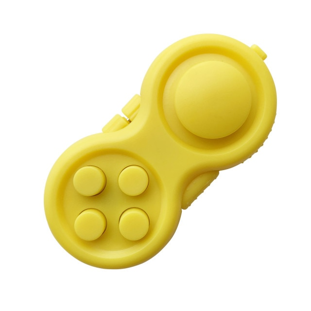 fidget pad handle controller type 2 fidget toy 6996 - Wacky Track