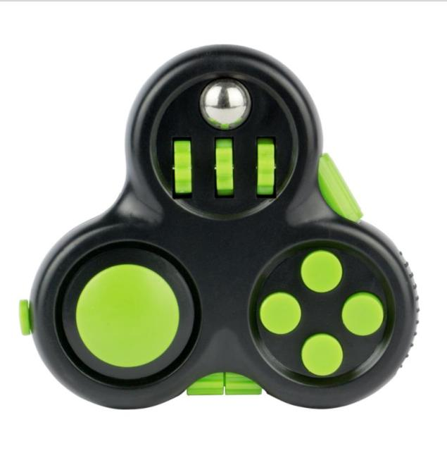 fidget pad handle controller with 10 features fidget toy 4104 - Wacky Track