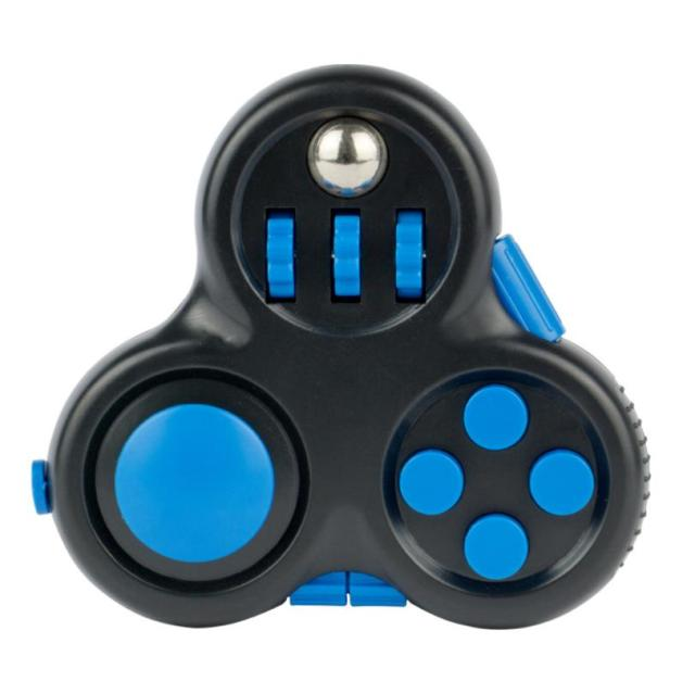 fidget pad handle controller with 10 features fidget toy 5910 - Wacky Track