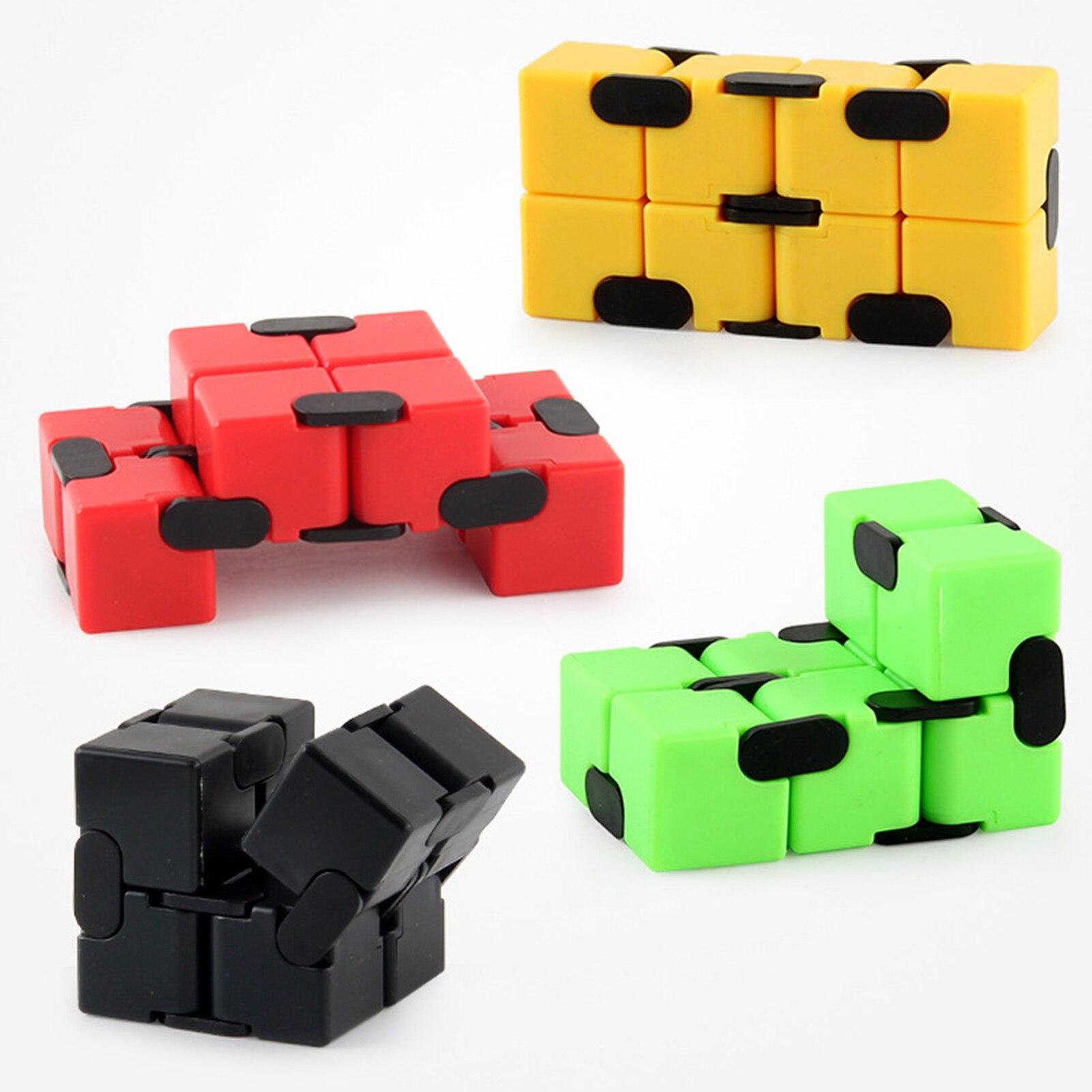 infinity cube cube block fidget toy 1469 - Wacky Track