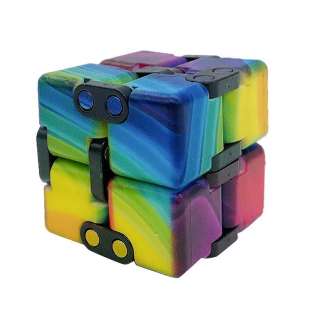 infinity cube cube block fidget toy 1584 - Wacky Track