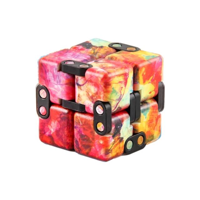 infinity cube cube block fidget toy 2457 - Wacky Track