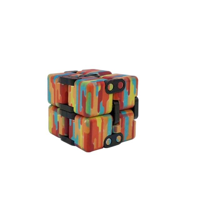 infinity cube cube block fidget toy 3393 - Wacky Track