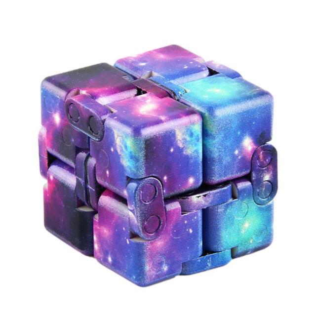 infinity cube cube block fidget toy 4751 - Wacky Track