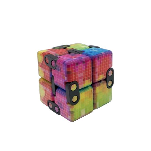 infinity cube cube block fidget toy 5304 - Wacky Track