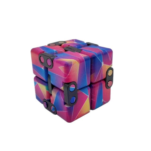 infinity cube cube block fidget toy 6842 - Wacky Track