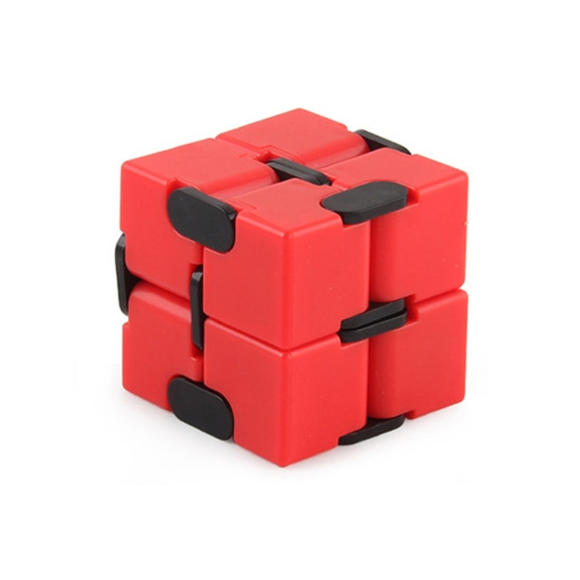 infinity cube cube block fidget toy 7695 - Wacky Track