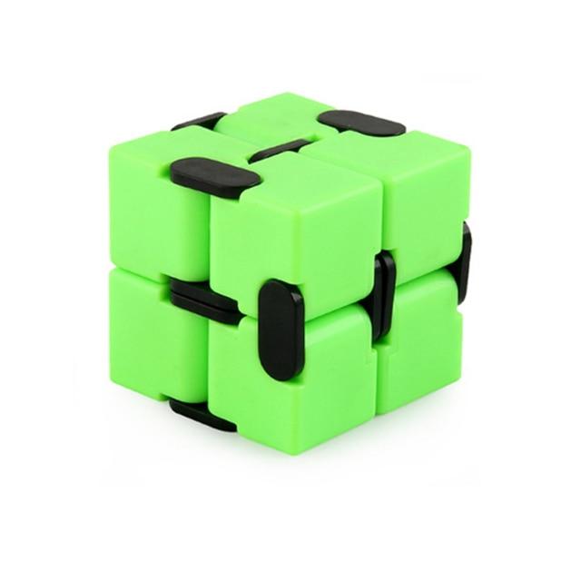 infinity cube cube block fidget toy 7784 - Wacky Track