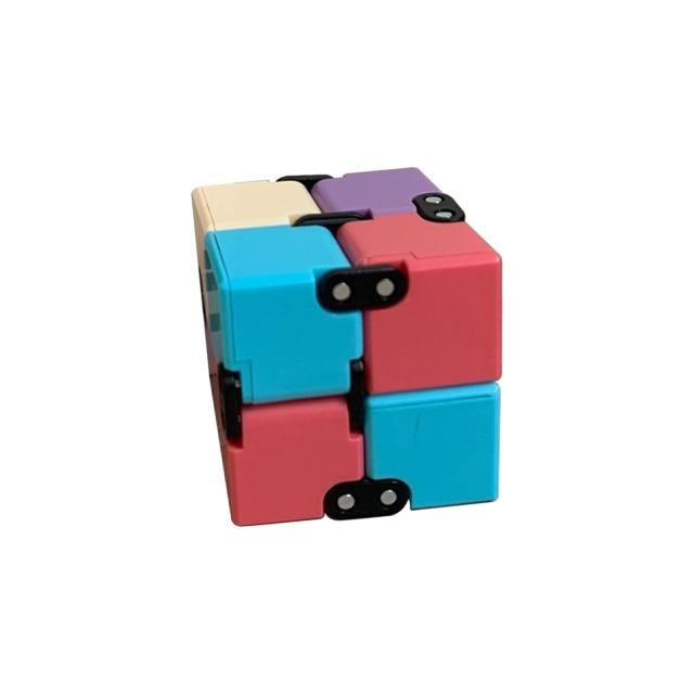 infinity cube cube block fidget toy 8076 - Wacky Track