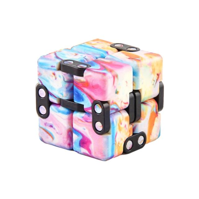 infinity cube cube block fidget toy 8488 - Wacky Track